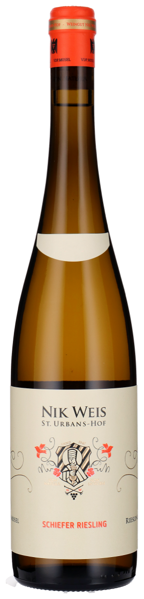 Weingut Nik Weis, Schiefer Riesling, Mosel